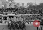 Image of birthday review Berlin Germany, 1939, second 33 stock footage video 65675071887