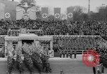 Image of birthday review Berlin Germany, 1939, second 34 stock footage video 65675071887
