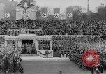 Image of birthday review Berlin Germany, 1939, second 36 stock footage video 65675071887