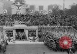 Image of birthday review Berlin Germany, 1939, second 37 stock footage video 65675071887