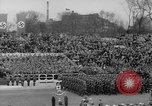Image of birthday review Berlin Germany, 1939, second 39 stock footage video 65675071887