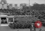 Image of birthday review Berlin Germany, 1939, second 45 stock footage video 65675071887