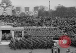 Image of birthday review Berlin Germany, 1939, second 46 stock footage video 65675071887