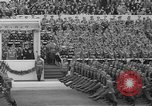 Image of birthday review Berlin Germany, 1939, second 50 stock footage video 65675071887