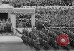 Image of birthday review Berlin Germany, 1939, second 52 stock footage video 65675071887