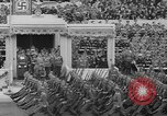 Image of birthday review Berlin Germany, 1939, second 54 stock footage video 65675071887