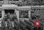 Image of birthday review Berlin Germany, 1939, second 56 stock footage video 65675071887