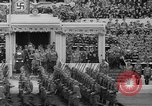 Image of birthday review Berlin Germany, 1939, second 57 stock footage video 65675071887