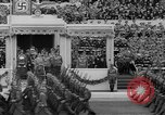 Image of birthday review Berlin Germany, 1939, second 58 stock footage video 65675071887
