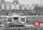 Image of Hitler 50th birthday parade Berlin Germany, 1939, second 13 stock footage video 65675071888
