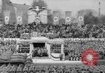 Image of Hitler 50th birthday parade Berlin Germany, 1939, second 14 stock footage video 65675071888