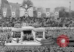 Image of Hitler 50th birthday parade Berlin Germany, 1939, second 15 stock footage video 65675071888