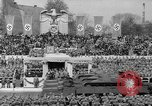 Image of Hitler 50th birthday parade Berlin Germany, 1939, second 16 stock footage video 65675071888