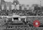 Image of Hitler 50th birthday parade Berlin Germany, 1939, second 17 stock footage video 65675071888