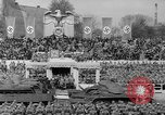 Image of Hitler 50th birthday parade Berlin Germany, 1939, second 18 stock footage video 65675071888