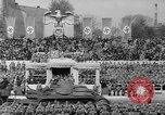 Image of Hitler 50th birthday parade Berlin Germany, 1939, second 19 stock footage video 65675071888