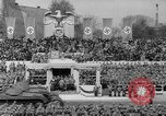 Image of Hitler 50th birthday parade Berlin Germany, 1939, second 20 stock footage video 65675071888