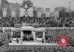 Image of Hitler 50th birthday parade Berlin Germany, 1939, second 21 stock footage video 65675071888