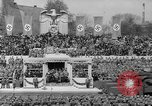 Image of Hitler 50th birthday parade Berlin Germany, 1939, second 22 stock footage video 65675071888