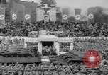 Image of Hitler 50th birthday parade Berlin Germany, 1939, second 36 stock footage video 65675071888
