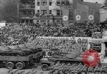 Image of Hitler 50th birthday parade Berlin Germany, 1939, second 38 stock footage video 65675071888