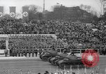 Image of Hitler 50th birthday parade Berlin Germany, 1939, second 60 stock footage video 65675071888