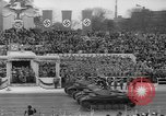 Image of Hitler 50th birthday parade Berlin Germany, 1939, second 61 stock footage video 65675071888