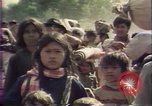 Image of South East Asian refugees South East Asia, 1980, second 44 stock footage video 65675071913