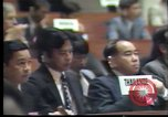Image of South East Asian refugees Geneva Switzerland, 1980, second 18 stock footage video 65675071915