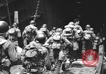 Image of Allied forces on D-Day Europe, 1944, second 8 stock footage video 65675071936