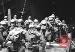 Image of Allied forces on D-Day Europe, 1944, second 9 stock footage video 65675071936
