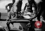 Image of Air evacuation of wounded U.S. troops from Luzon Leyte Philippines, 1945, second 15 stock footage video 65675071951