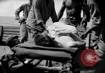 Image of Air evacuation of wounded U.S. troops from Luzon Leyte Philippines, 1945, second 16 stock footage video 65675071951