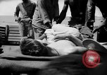 Image of Air evacuation of wounded U.S. troops from Luzon Leyte Philippines, 1945, second 17 stock footage video 65675071951