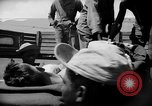 Image of Air evacuation of wounded U.S. troops from Luzon Leyte Philippines, 1945, second 18 stock footage video 65675071951
