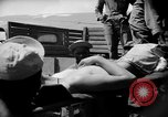 Image of Air evacuation of wounded U.S. troops from Luzon Leyte Philippines, 1945, second 19 stock footage video 65675071951