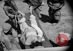 Image of Air evacuation of wounded U.S. troops from Luzon Leyte Philippines, 1945, second 37 stock footage video 65675071951