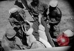 Image of Air evacuation of wounded U.S. troops from Luzon Leyte Philippines, 1945, second 39 stock footage video 65675071951