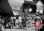 Image of Air evacuation of wounded U.S. troops from Luzon Leyte Philippines, 1945, second 60 stock footage video 65675071951