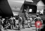 Image of Air evacuation of wounded U.S. troops from Luzon Leyte Philippines, 1945, second 61 stock footage video 65675071951