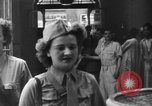 Image of Women's Army Corps Cairo Egypt, 1944, second 37 stock footage video 65675071974