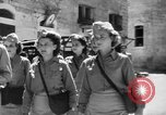 Image of Women's Army Corps Cairo Egypt, 1944, second 48 stock footage video 65675071974