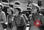 Image of Women's Army Corps Cairo Egypt, 1944, second 49 stock footage video 65675071974