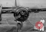 Image of Black Widow P-61 aircraft Hawthorne California USA, 1944, second 19 stock footage video 65675071975