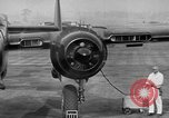 Image of Black Widow P-61 aircraft Hawthorne California USA, 1944, second 20 stock footage video 65675071975