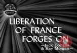 Image of independence celebrations France, 1944, second 1 stock footage video 65675071976