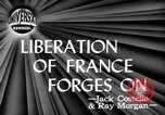 Image of independence celebrations France, 1944, second 3 stock footage video 65675071976