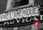 Image of independence celebrations France, 1944, second 37 stock footage video 65675071976