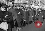 Image of American volunteers returning from Spanish Civil War New York City USA, 1938, second 23 stock footage video 65675071981