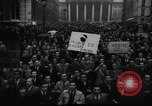 Image of students' protest rally Paris France, 1938, second 8 stock footage video 65675071982